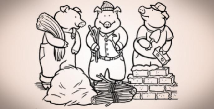 Comment 3 cochons peuvent-ils vous aider pour vos rétros ? 1
