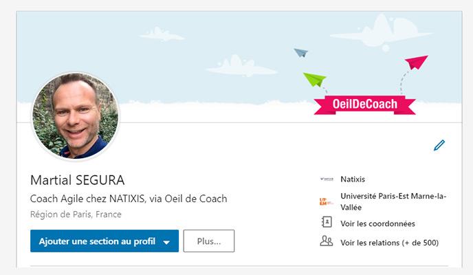 Martial SEGURA : Linkedin