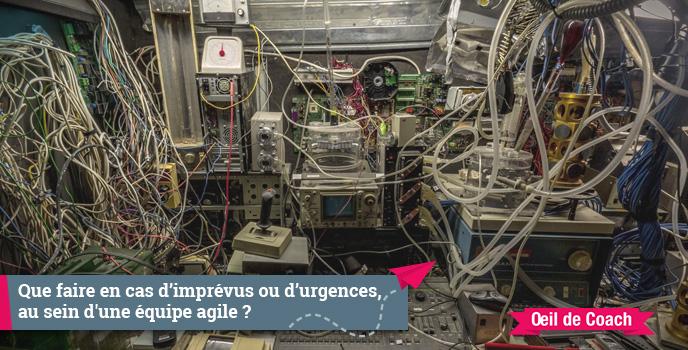 Que doit-on faire en cas d'imprévus ou d'urgence ? - Crédit : Pexel